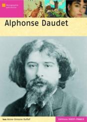 Aphonse Daudet - Couverture - Format classique
