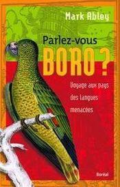 Parlez-vous boro? - Intérieur - Format classique