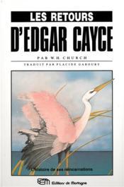 Retours D'Edgar Cayce - Couverture - Format classique