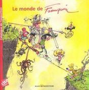Le monde de Franquin ; catalogue de l'exposition - Intérieur - Format classique