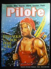 Revue Pilote n°103 Etes-vous un bon Père Noël. Couverture Loris - Couverture - Format classique
