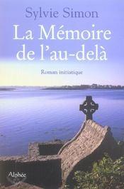 La memoire de l'au-dela - Intérieur - Format classique