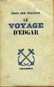 Le Voyage D Edgar. - Couverture - Format classique
