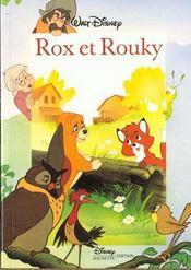 Rox et rouky - Intérieur - Format classique