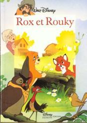 Rox et rouky - Couverture - Format classique