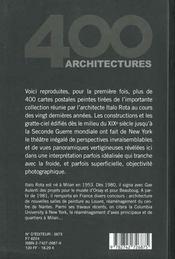 New york's buildings ; 1850-1950 - 4ème de couverture - Format classique