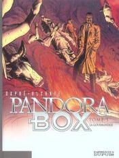 Pandora box t.3 ; la gourmandise - Intérieur - Format classique