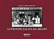 Autrefois Salies-De-Bearn - Couverture - Format classique