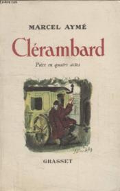 Clerambard. - Couverture - Format classique