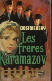 Les Freres Karamazov - Couverture - Format classique