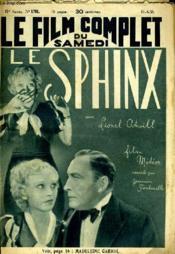 Le Film Complet Du Samedi N° 1781 - 15e Annee - Le Sphinx - Couverture - Format classique