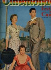 CINEMONDE - 23e ANNEE - N° 1081 - FESTIVAL DE CANNES - NUMERO EXCEPTIONNEL - Couverture - Format classique