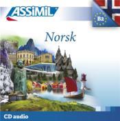 Norsk ; B2 - Couverture - Format classique