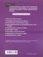 Ionesco ; la cantatrice chauve - 4ème de couverture - Format classique
