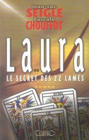 Laura ou le secret des 22 lames - Intérieur - Format classique