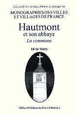 Hautmont et son abbaye - Couverture - Format classique
