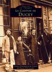 Le canton de Ducey t.1 - Couverture - Format classique