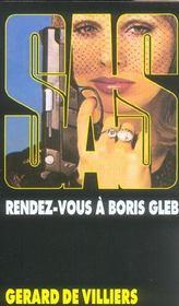 SAS t.33 ; rendez-vous à Boris Gleb - Intérieur - Format classique