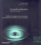 Psycho-Integration - Silence De La Pensee - Intérieur - Format classique