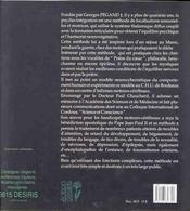 Psycho-Integration - Silence De La Pensee - 4ème de couverture - Format classique