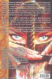 Les Arcanes De La Discorde - 4ème de couverture - Format classique
