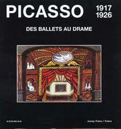 Picasso ; des ballets au drame ; 1917-1926 - Intérieur - Format classique