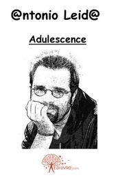 Adulescence - Couverture - Format classique