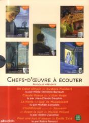Chefs-d'oeuvre classiques à écouter - 4ème de couverture - Format classique