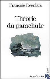Theorie du parachute - Couverture - Format classique