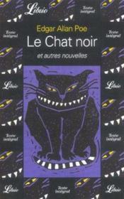 Le chat noir - Couverture - Format classique