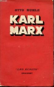 Karl Marx - Couverture - Format classique