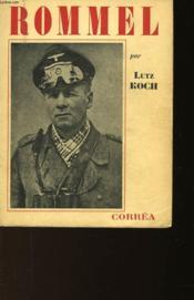 Erwin Rommel - Couverture - Format classique