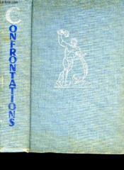Confrontations - Couverture - Format classique