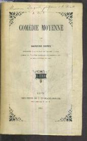 Comedie Nouvelle. - Couverture - Format classique