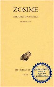 Histoire nouvelle t1 l1-2 - Intérieur - Format classique