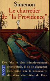 Le Charretier De La Providence - Couverture - Format classique