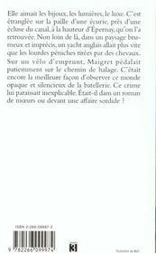 Le Charretier De La Providence - 4ème de couverture - Format classique