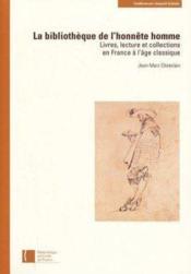 La bibliotheque de l'honnete homme - Couverture - Format classique