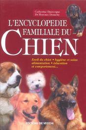 L'Encyclopedie Familiale Du Chien - Intérieur - Format classique