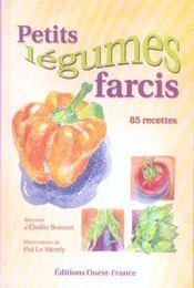 Petits legumes farcis - Intérieur - Format classique