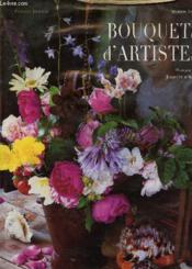 Bouquets D'Artistes - Couverture - Format classique