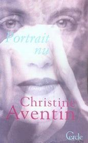Portrait nu - Intérieur - Format classique
