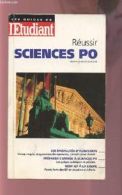 Reussir Sciences Po 98 - Couverture - Format classique