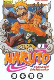 Naruto T.1 - Couverture - Format classique
