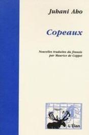 Copeaux - Couverture - Format classique