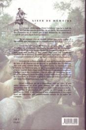 Pyrénées - 4ème de couverture - Format classique