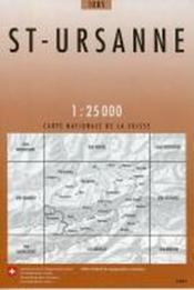 Saint ursanne - Couverture - Format classique