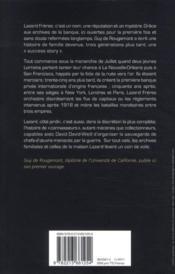Lazard frères ; banquiers des deux mondes (1840-1939) - 4ème de couverture - Format classique