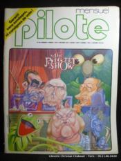 Revue Pilote n°46 The Big Têt Show. Couverture d'après Jim Henson - Couverture - Format classique