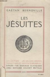 Les Jesuites. - Couverture - Format classique